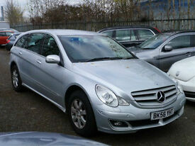 56 Mercedes-Benz R320l 3.0TD 7G-Tronic CDI SE SORRY NOW SOLD BUT WE HAVE ANOTHE
