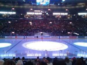 Toronto Maple Leafs vs Florida Panthers Tickets Premium GOLDS