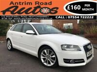2012 AUDI A3 SPORT 2.0 TDI ** LOW MILES ** BUY FROM HOME TODAY AND GET FREE DELIVERY