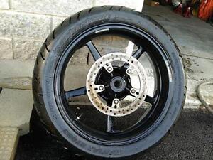 KTM690 SMR rear wheel/roue arriere