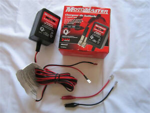 motomaster 10 2a automatic battery charger manual