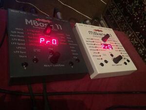 Jomox MBase 11 and MBrane 11