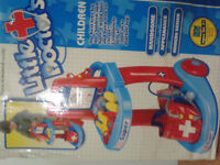 Little Doctor's Play Set - Fun and Educational!