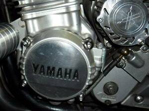 Yamaha XJR1300 clutch master + slave cylinders, cw/- braided line Perth Perth City Area Preview