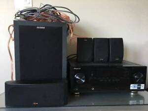 Home Theatre and Speaker System