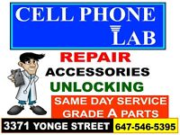 CELL PHONE REPAIR AND ACCESSORIES - CELL PHONE LAB