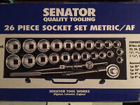 Brand new 3/4 drive socket set metric and imperial