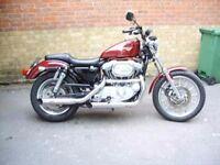 Harley Sportster Sport Paint Set