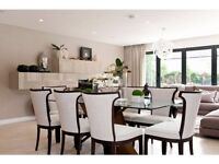 Luxury Italian Dining Table & 8 Chairs