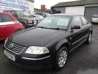 3B Passat 130 2.0 Litre Petrol 53 Plate with 6 CD Changer. ECON Air Conditioning System