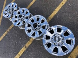 """Looking for 17-19 Ford F-250 20"""" rims"""