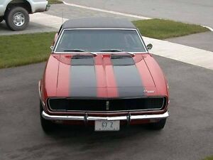 1967 Camaro Z28 or L78 Wanted