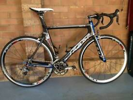Felt AR4 Carbon Ultegra Road Bike RRP £2400 +receipt Triathlon not giant scott cube specialized trek
