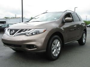 2012 Nissan Murano CVT XTronic