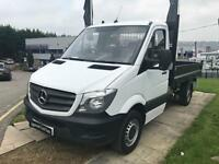 Mercedes-Benz Sprinter 2.1CDI ( Eu6 ) 2016MY 314 MWB