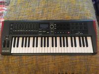 Novation Impulse 49 MIDI controller keyboard