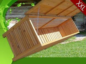Dettagli su Cassapanca baule box in legno per esterno giardino L 170 x ...