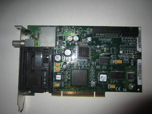 Satellite Receiver PCI cards