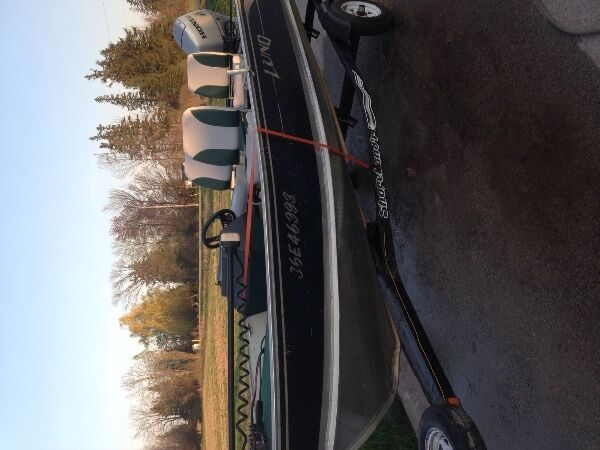 Used 2002 Lund Boat Co Rebel 16 SS Adventure