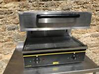 Rise and fall grill