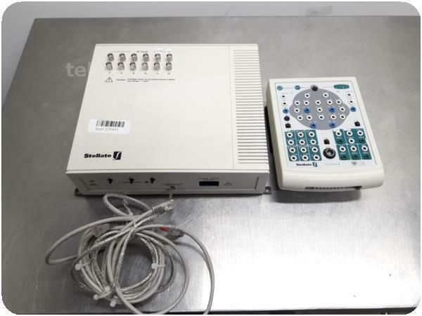 STELLATE AMP-DEV-W044S  Duo EEG PSG AMPLIFIER ELECTRODE BOX /JACKBOX EEG UNIT %