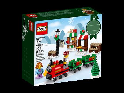Lego Seasonal - 40262 Christmas Train Ride - Brand New