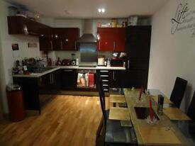 2 bedroom & 2 bathroom flat for rent