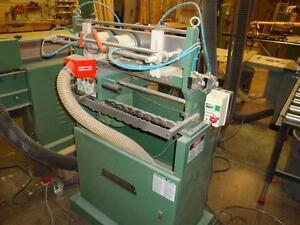 CALGARY WOODWORKING SHOP EQUIPMENT AUCTION RETIREMENT UNRESERVED AUCTION LIVE AUCTION: MAY 17th 10 am