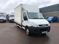 Apr 2011 Iveco Daily 35c13 twin wheel