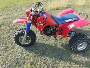 Looking for atc 250r or 350x trike