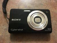 Reduced!!  Sony Cybershop Digital Camera