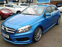 Mercedes-Benz A180 CDI BlueEFFICIENCY AMG Sport (FULL LEATHER)