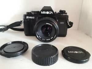 Minolta X-700 Camera with 50mm F1.7 FD lens