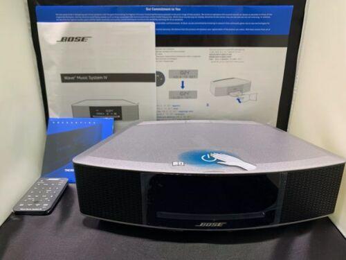 Bose Wave IV Music System - Platinum Silver (737251-1310)