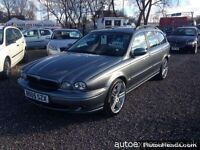 Jaguar X Type Estate 2.2D Sport 2006/06
