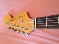 1994 Fender Jagstang, RARE! DESIGNED BY CURT COBAIN!