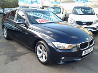 BMW 320 2.0TD d Efficient Dynamics auto 2013 d