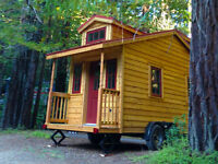 Place to park my tiny home in waterloo/kitchener/cambridge