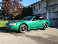 2001 Mustang convertible 3.8L Auto *LOADED* only 115K