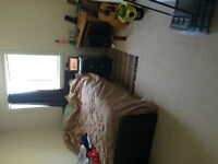 1 bedroom available for sublet starting June and future months.