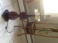 Lamp no shade