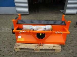 Details about hydromann 200 tractor 3pt pto salt and sand spreader