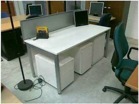 Office desks and chairs and more