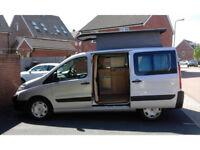 Campervan 2011 Danbury Conversion Fiat Scudo £16,500 ono