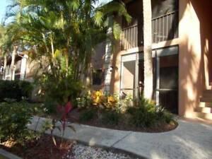 2 bedroom condo in Port Charlotte 55+ community
