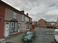 2 bedroom house in Harrowby Road South, Wirral, CH42 (2 bed)