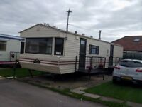 3 Bed Caravan to Hire on Edwards Site Towyn Fri 6th July - Mon 9th July