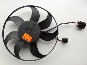 VW Golf Eos GTI Jetta 2005-2012 Auxiliary Fan Left 1K0959455CS
