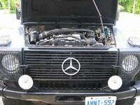 1985 Mercedes-Benz G-Class 280ge short wheel base SUV, Crossover