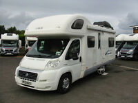 LARGE 6-BERTH FAMILY MOTORHOME